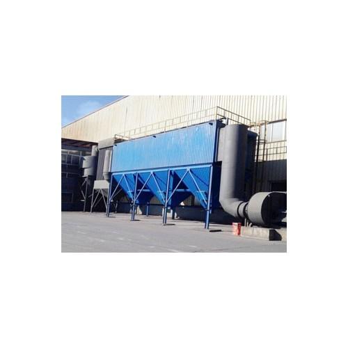 安徽河南矿山铸造厂MC型脉冲布袋除尘器工业粉尘处理设备