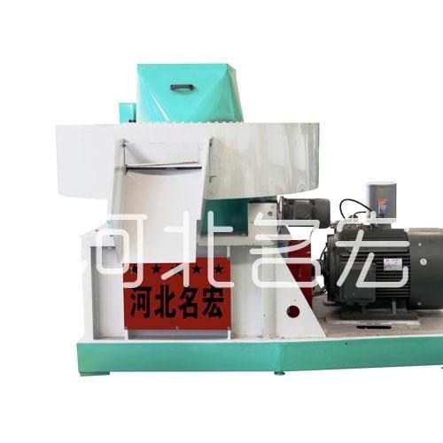 木屑、锯末高效压块机