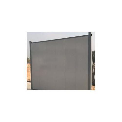 登峰新品强力来袭—钢板围墙