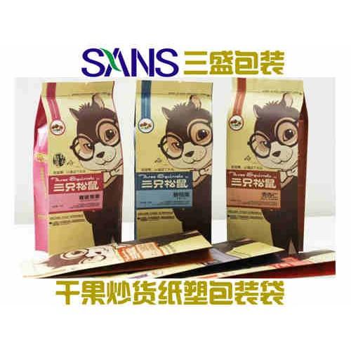 江西纸塑包装袋企业|三盛塑包|生产干果炒货纸塑包装袋