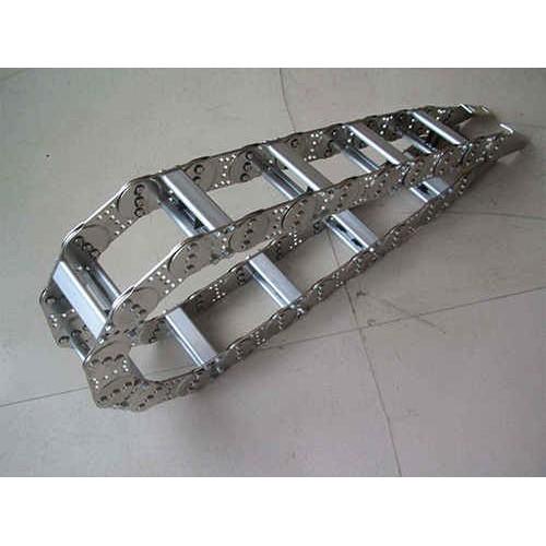上海机床工作灯加工公司-乾冠机械-厂家定做钢铝拖链