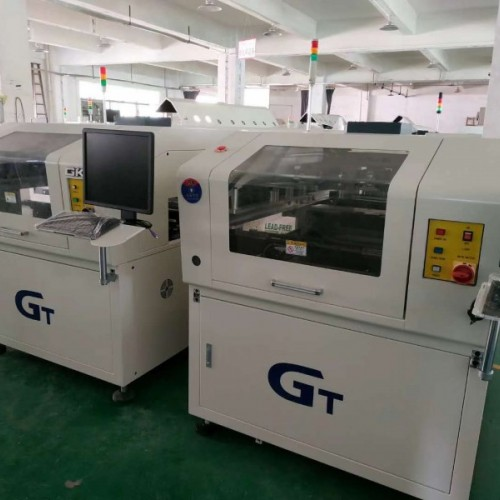 二手全自动印刷机GKG全自动印刷机GT+刷大板国产印刷机