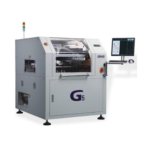 GKG G5全自动锡膏印刷机