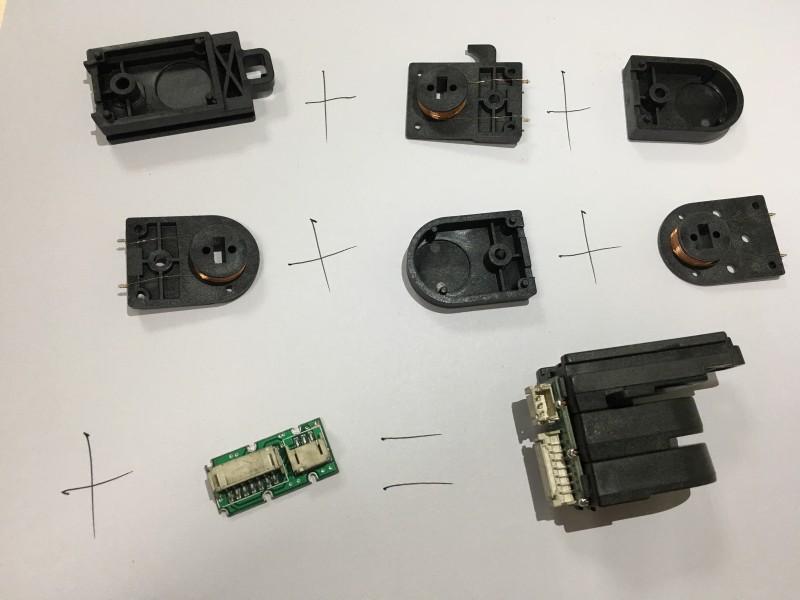 电子元器件自动组装设备-电感组装机