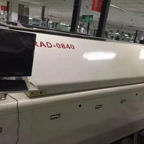 JT劲拓RAD-0840八温区双轨双速回流焊