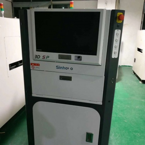 兴华炜SPI高精度检测SH8650L 大平台