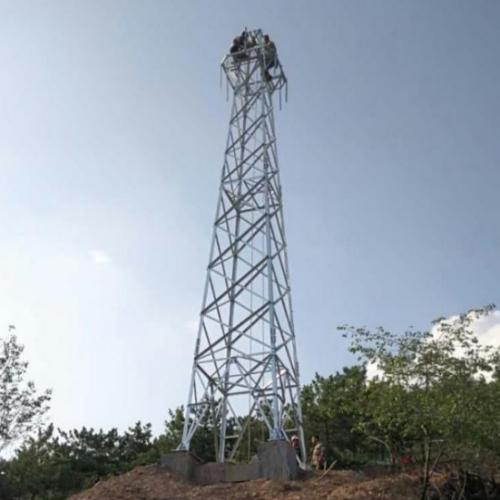 森林防火监控杆 监控塔厂家 监控塔报价-林东免费保修3年