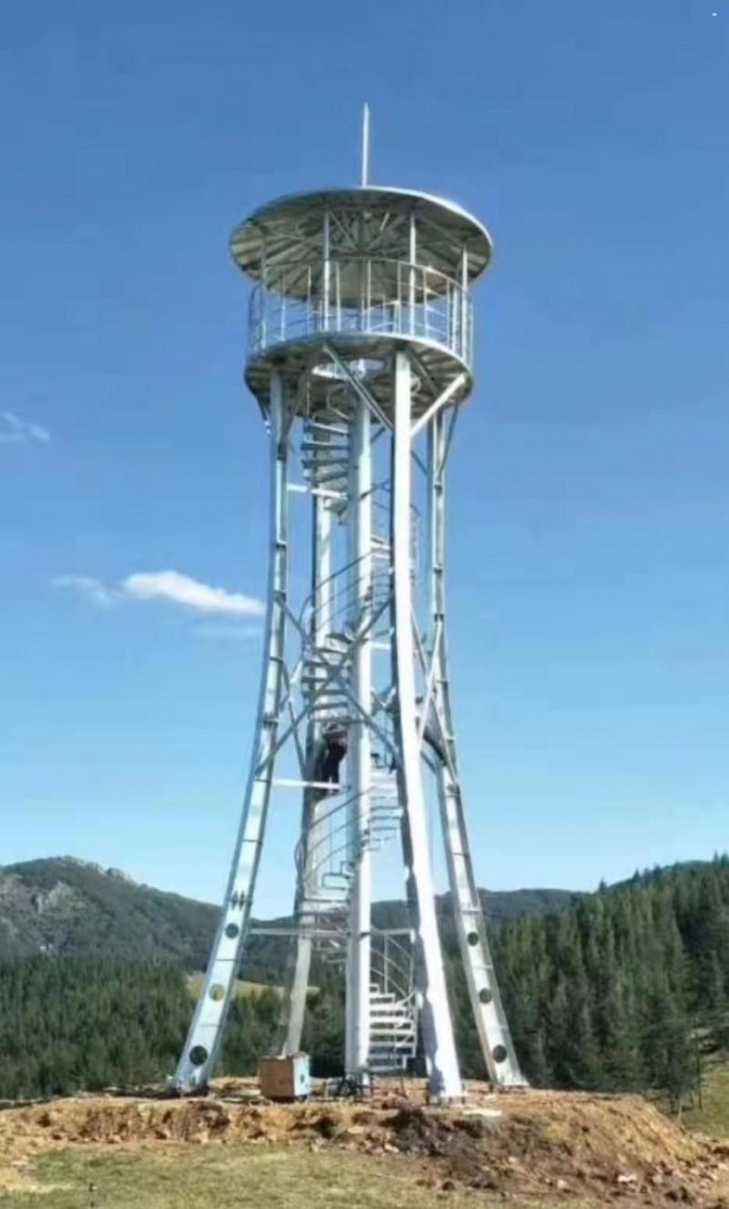 林业防火瞭望塔、了望塔、瞭望塔厂家-林东免费保修