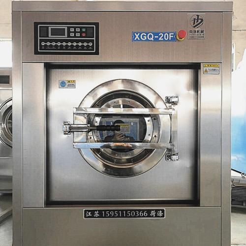 中小卫生院医院用洗衣机烘干机配置方法