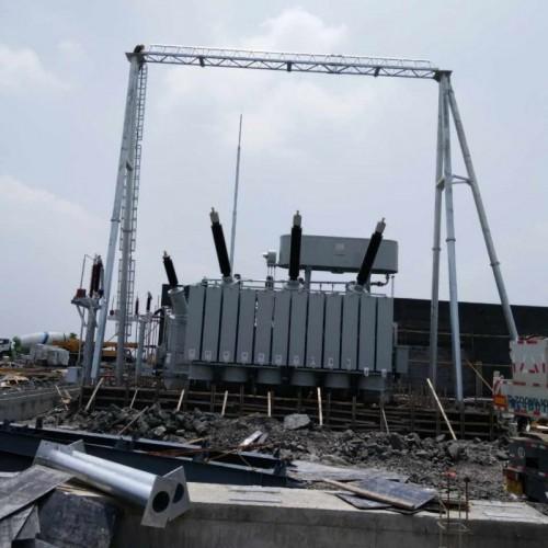 构架厂家 架构安装 变电站架构厂家 钢管杆 电力塔找林东