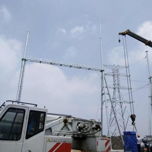 变电站架构厂家 220千伏变电站构架 构架厂家 架构厂家