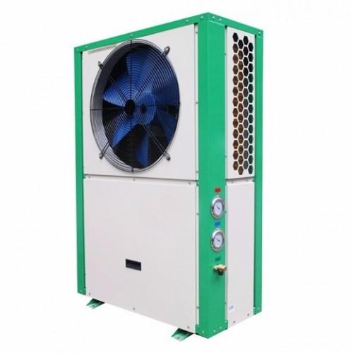 寒带双能热泵机组