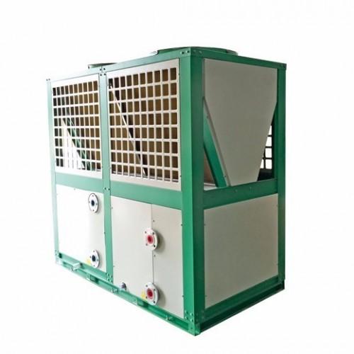 低温环境型空气源三联供热泵机组