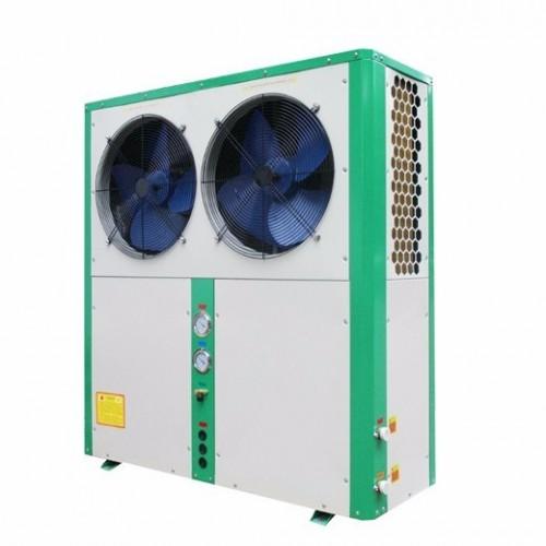 低温环境型变频空气源热泵机组