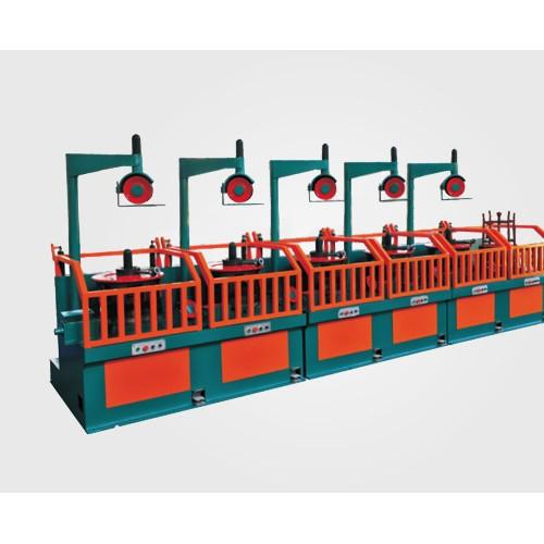 LWX-6-550滑轮式拉丝机高速低噪音