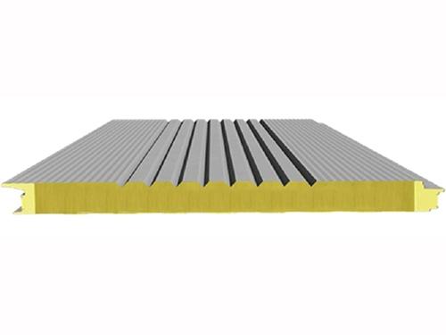 岩棉复合板生产制造/和信彩钢结构公司品质保证