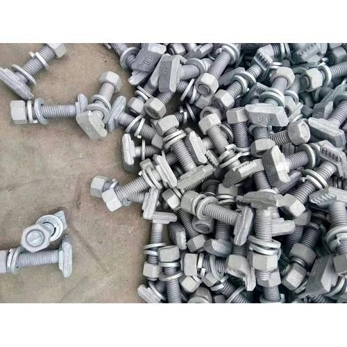 热镀锌螺栓   电力螺栓  热镀锌六角螺栓