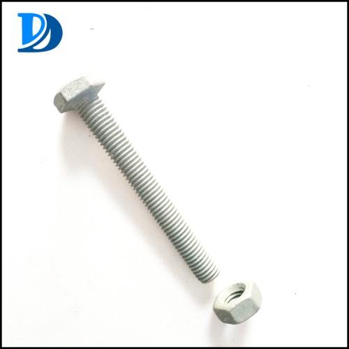 厂家直供   热镀锌螺栓  电力配套螺栓