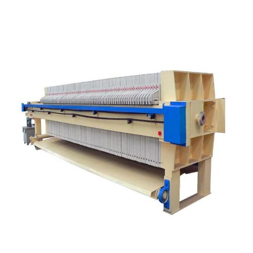 污泥脱水过滤机各种型号 辰瑞 箱式拉板二手300压滤机