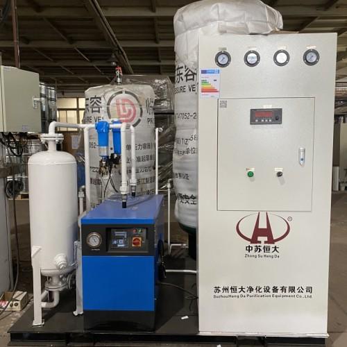 中苏恒大环保行业3立方小型制氮机
