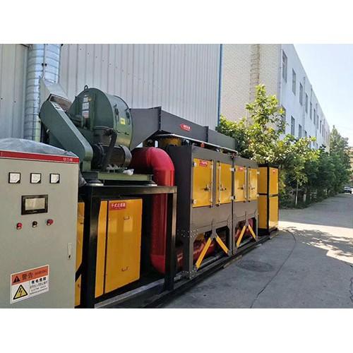 山东活性炭催化燃烧设备安全可靠——亚格环保