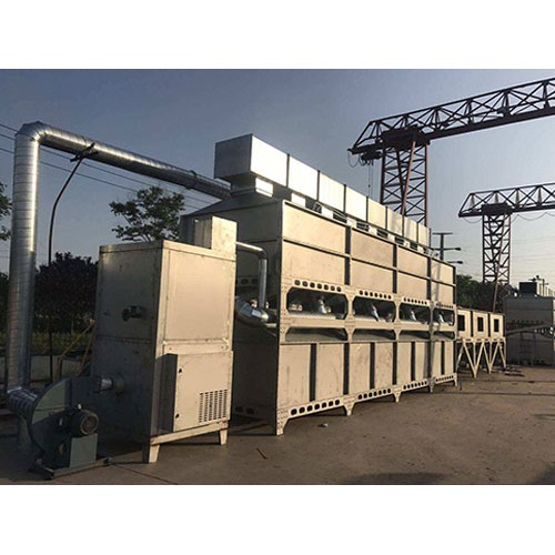 内蒙古活性炭催化燃烧设备——亚格环保设备
