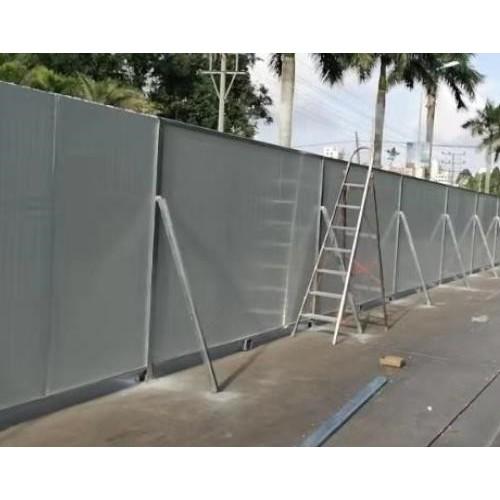 A6道路施工围挡板