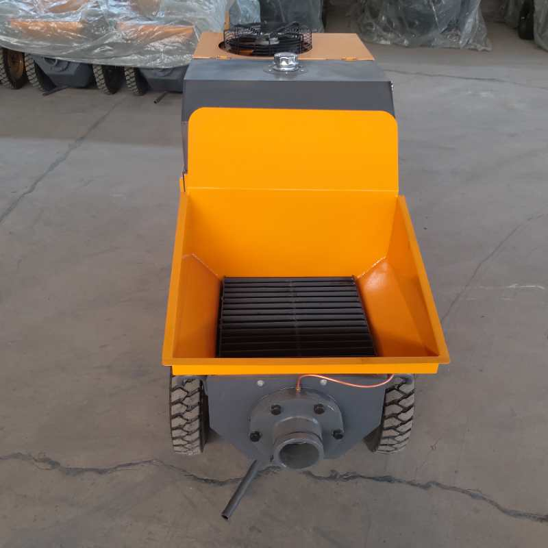 二次构造柱泵卧式混凝土输送泵直销型