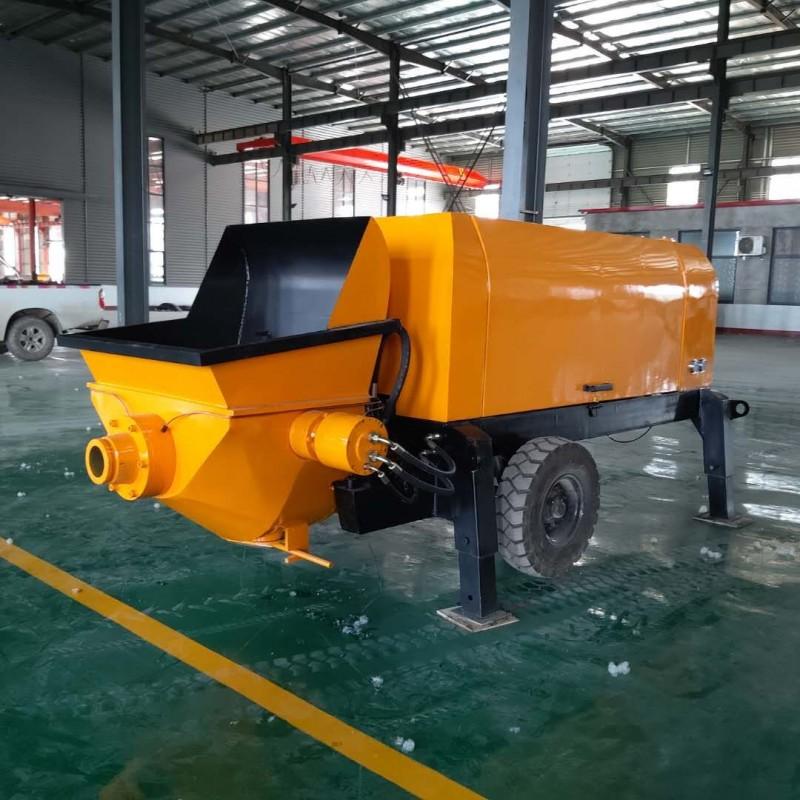 80型混凝土输送泵大骨料输送泵混凝土输送泵