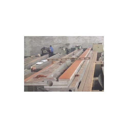 广西机床铸件厂家~东建~接受定制机床床身铸件