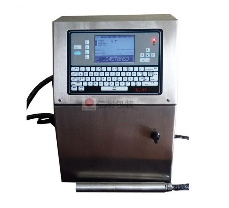 流水线喷码机 小字符喷码机 瓶盖喷码机生产日期批号打码
