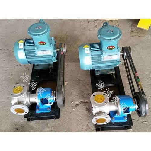 上海高粘度转子泵加工企业|海鸿泵阀厂家直供可订制