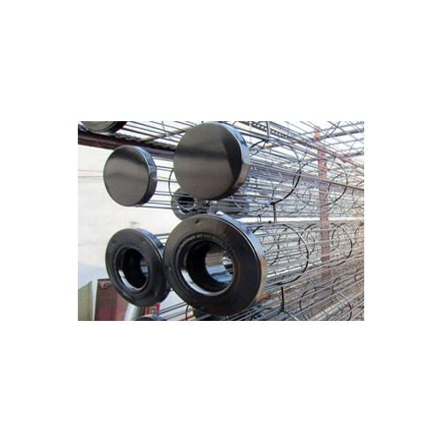 江苏盐城有机硅喷塑除尘骨架生产厂家九州环保定制生产