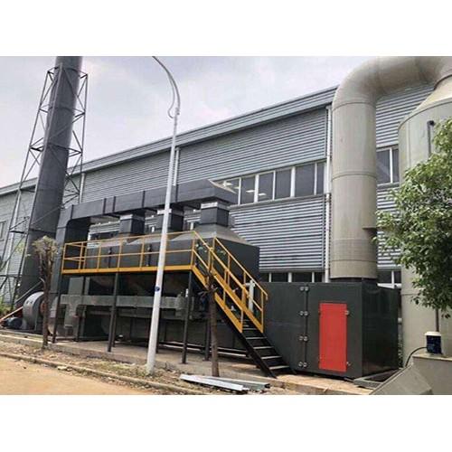 广西催化燃烧设备现货供应——亚格环保