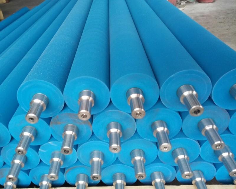 春风银星:硅橡胶胶辊胶辊加工厂聚氨酯胶辊