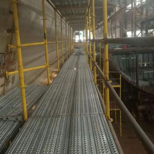 智邦厂家  建筑钢跳板