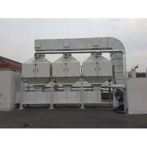 上海催化燃烧生产厂家~俊志环保~厂价订制催化燃烧设备
