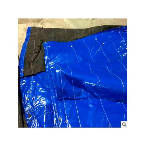 故城帆布厂家销售定做养殖保温被 工程保温棉被