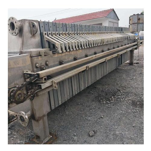 购销 污泥压滤机厂家 100平方板框压滤机 高品质隔膜压滤机