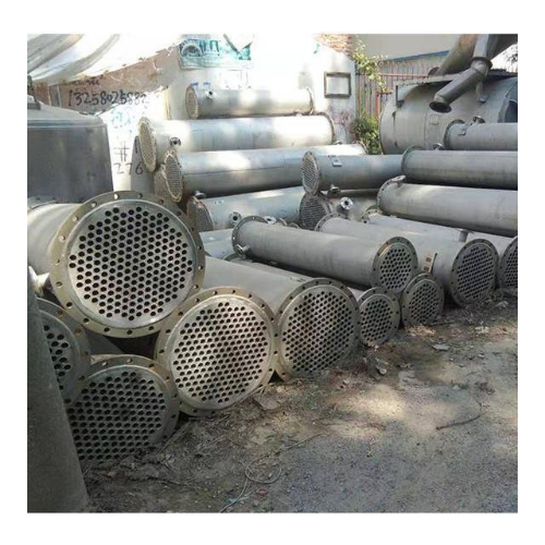 求购 二手冷凝器价格 不锈钢冷凝器转让 二手200平方列管