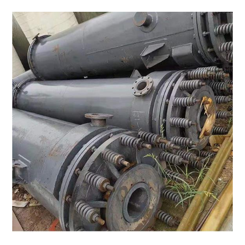 兆菲 出售石墨冷凝器 二手冷凝器不锈钢冷凝器二手碳钢冷凝器