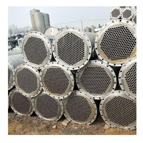 兆菲出售 泠凝器 不锈钢泠凝器 过滤油烟用小型冷凝器 可定制