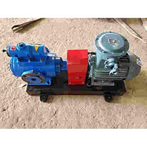 四川高粘度泵加工企业/泊头海鸿泵阀/厂家定制各规格三螺杆泵