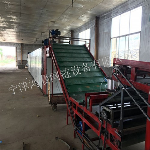 爬坡皮带输送机A爬坡皮带输送机定制A爬坡皮带输送机厂家