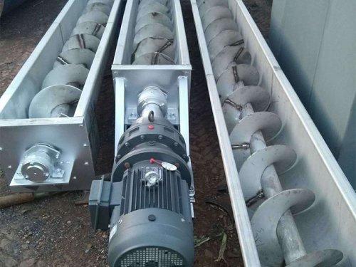 福建螺旋输送机生产厂家/唯升环保设备有限公司