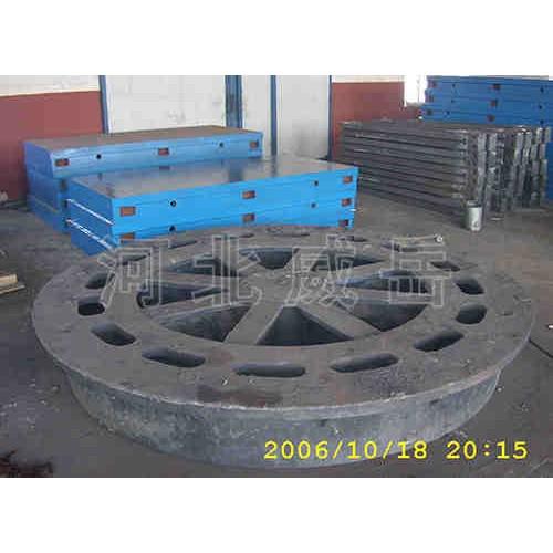 黑龙江铸造量具企业/威岳机械/量身订做圆形工作台