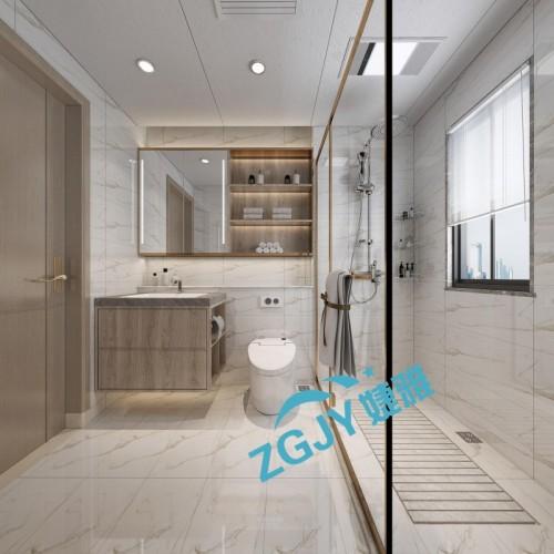 山东婕雅专业生产酒店宾馆整体卫生间整体卫浴等卫浴设施