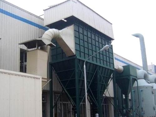 青海布袋式除尘器厂价直供/耀捷环保设备----高温布袋除尘器
