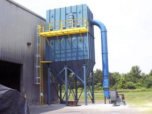 山西大型布袋式除尘器定制厂家/耀捷环保设备售后三包
