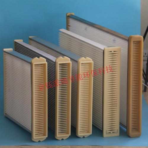 京钰派瑞销售扁式方框除尘滤板 机关切割机除尘滤芯滤板